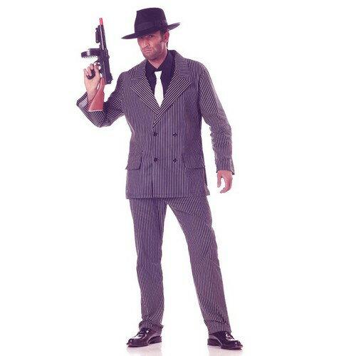 ギャング マフィア ギャングスター 1920年代ギャングスター 大人用ハロウィンコスプレ衣装 あす楽