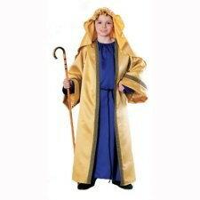 在庫処分市 ハロウィン 衣装 コスチューム ナザレのヨセフ 子供用ハロウィンコスプレ衣装ハロウィン 衣装・コスチューム あす楽
