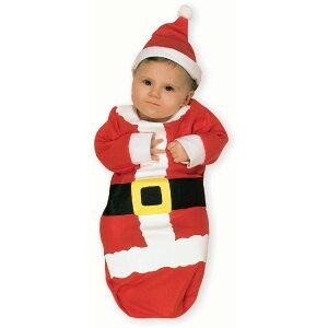 おくるみ ベビー コスチューム サンタ コスプレ 赤ちゃんサンタクロース コスプレ衣装