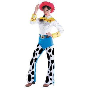トイストーリー ジェシー コスチューム 衣装 ディズニー コスプレ 大人 コスチューム 女性 カウガール カウボーイ ウエスタン