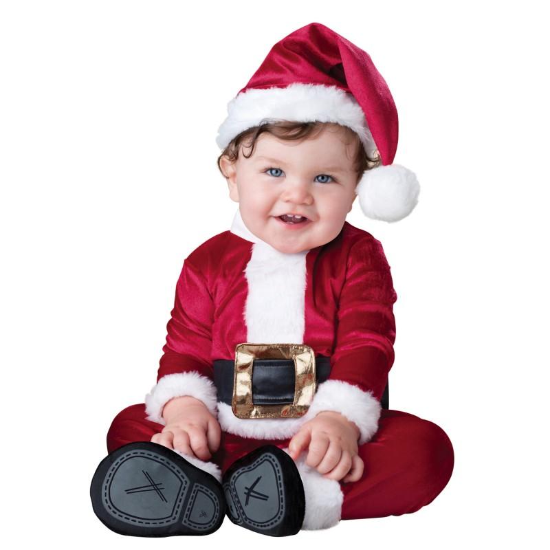 在庫処分市 クリスマス サンタ 衣装 コスチューム 赤ちゃん 子供 サンタクロース コスプレ ベビー 仮装 子供服 あす楽
