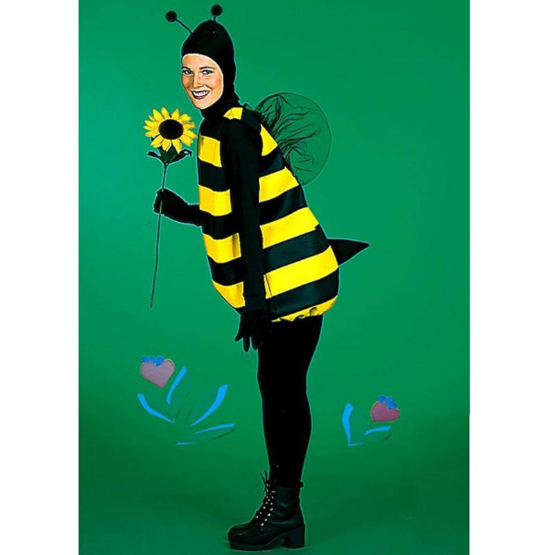 みつばち 衣装 ミツバチ コスプレ 蜜蜂 ハチ コスチューム 大人 ハロウィン 仮装 昆虫 きぐるみ