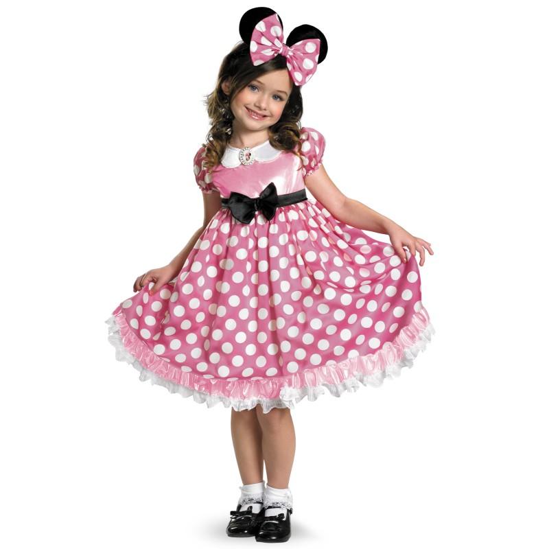 ハロウィン ミニーマウス 衣装 ミニー ドレス ミニーちゃん コスプレ ディズニー ディズニー キッズ クラブハウス 光るドレス 子供 女の子 コスチューム あす楽