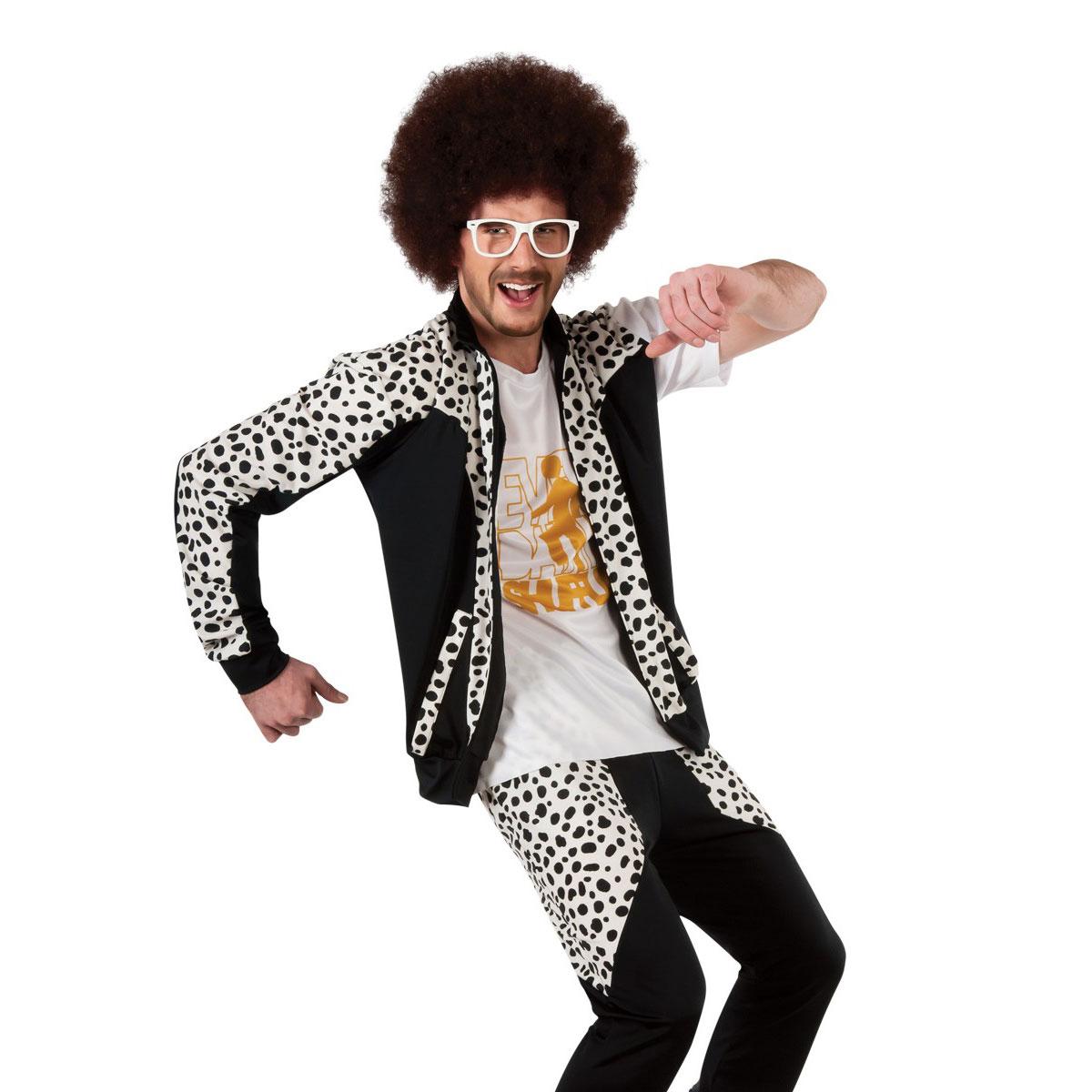 在庫処分市 LMFAO レッドフー かつら ウィッグ アフロ 大人用 クラブ ダンス ハロウィン コスプレ 仮装 グッズ あす楽