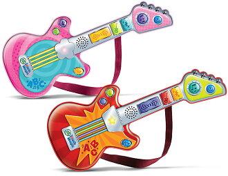 供供供幼兒使用的ripufuroggu玩具小孩英語樂曲玩具接觸魔術小孩使用的吉他幼兒使用
