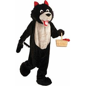 ハロウィン 狼の着ぐるみ大人用コスチューム