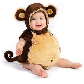 サル 猿 さる コスチューム 動物 着ぐるみ 赤ちゃん ベビー 服 幼児 コスプレ いたずら好きのモンキー おさるのジョージ 2016年 干支