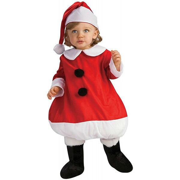 在庫処分市 サンタ コスチューム 幼児 クリスマス コスプレ 衣装 女の子 キッズ サンタクロース あす楽
