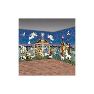 Church Wall Decoration acomes | rakuten global market: background christmas wall