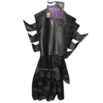 在庫処分市 バットマン コスプレ ダークナイト バットマン 子供用 長手袋 グローブ グッズ あす楽