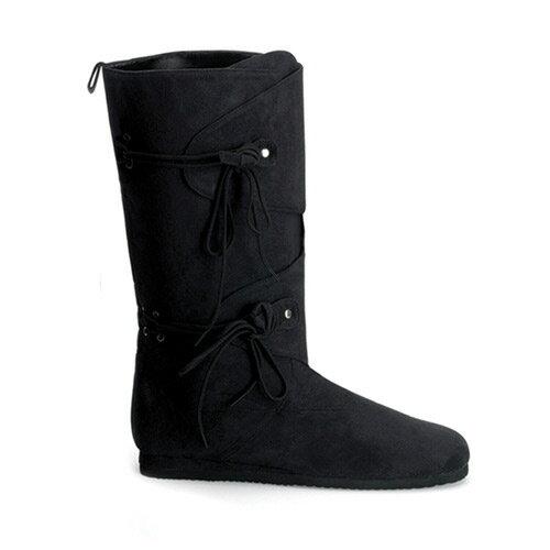 在庫処分市 新生活 レディース 靴 大きいサイズ もある ハロウィン 雑貨 グッズ プリーザー社製 ブーツ ルネッサンス-120 ブラックハロウィン 雑貨 グッズ あす楽