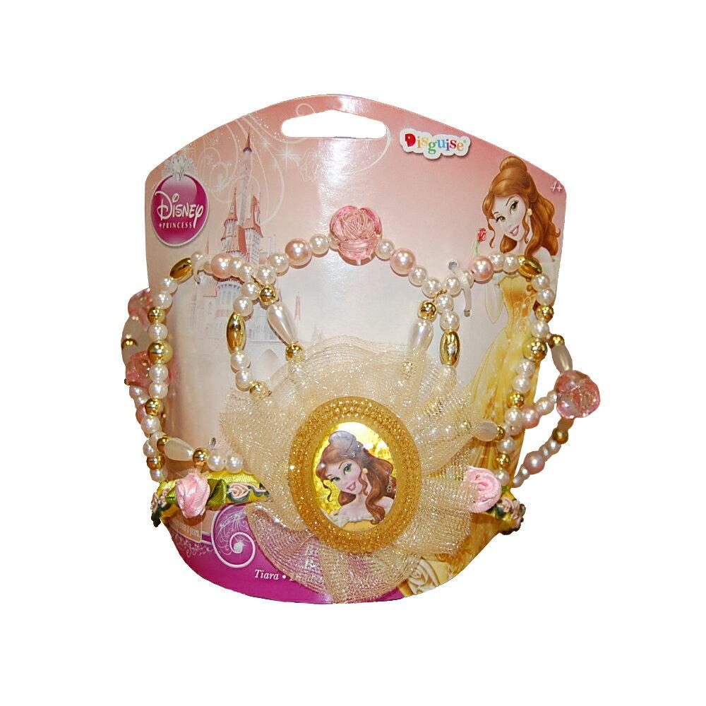 在庫処分市 美女と野獣 グッズ ティアラ アクセサリー ベル 子供用 ディズニー プリンセス ハロウィン キャラクター あす楽