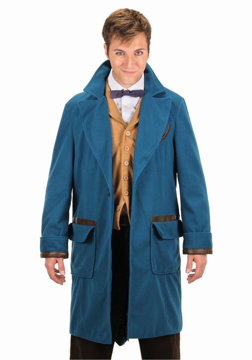 ファンタスティック・ビーストと魔法使いの旅 ニュート コート コスプレ コスチューム 衣装 ハロウィン 仮装 大人 メンズ