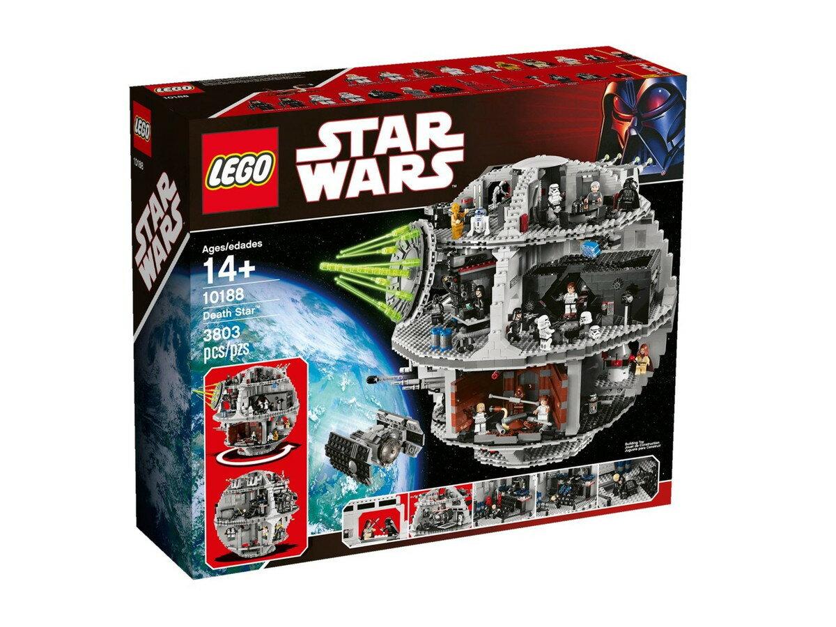 スターウォーズ LEGO レゴ デス・スター 10188 模型 おもちゃ