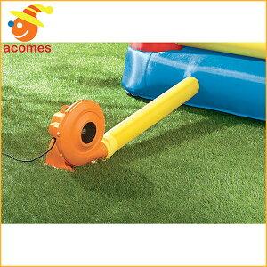 膨らませる大型野外遊具スポーツスライドバウンサー子供幼児ジャンピングリトルタイクスLittleTikes