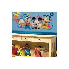 ウォールステッカー ミッキー マウス ディズニー ジャイアント ウォール ステッカー インテリア 子供 部屋 壁 飾り パーティー イベント