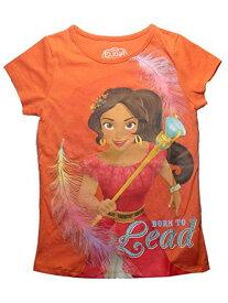 ディズニー Tシャツ 子供 アバローのプリンセス エレナ オレンジ ガールズ 女の子 アパレル ファッション
