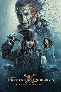 パイレーツオブカリビアン 最後の海賊 ポスター 海外 映画 グッズ