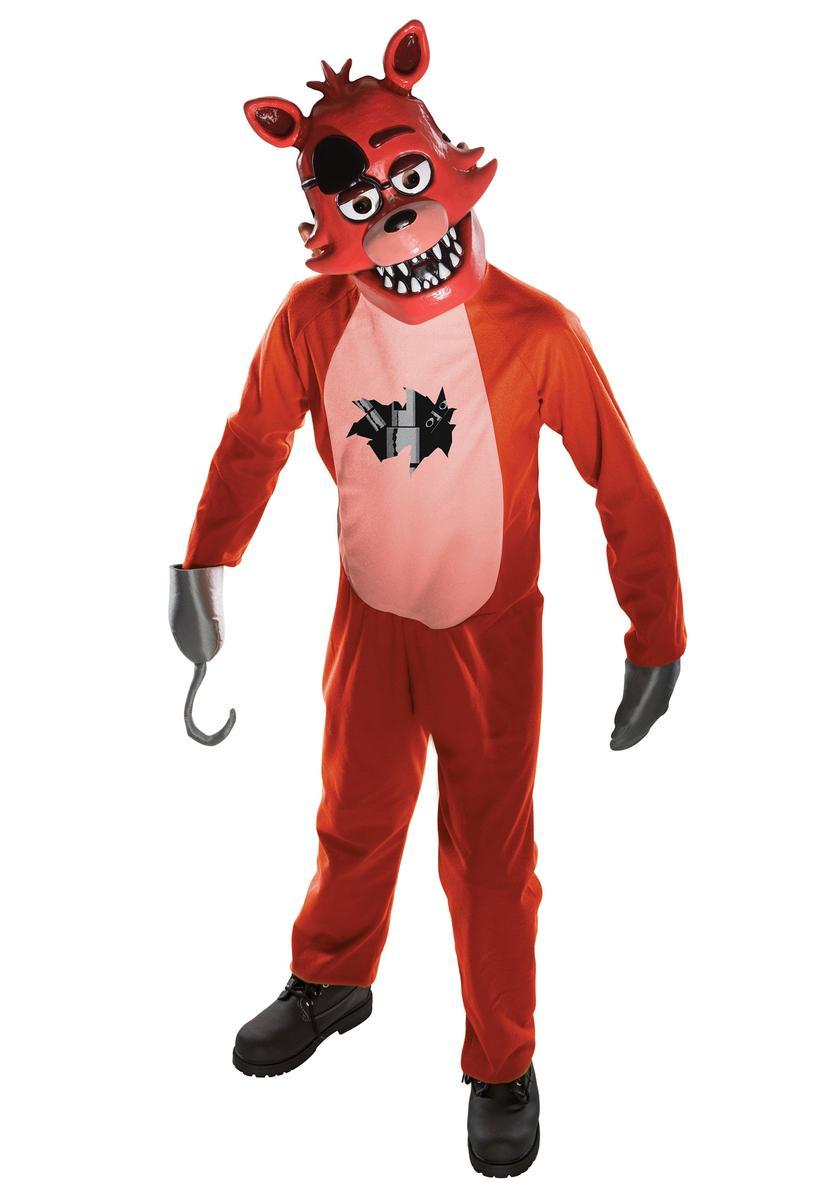 ハロウィン FIVE NIGHTS AT FREDDY'S フォクシー キツネ 着ぐるみ コスプレ コスチューム 動物 ホラー ゲーム グッズ