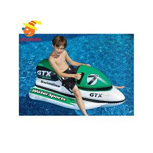 浮き輪 ボート 水上バイク ジェットスキー型 子供用 遊具 おもちゃ プール 海 水遊び グッズ 通常便なら 送料無料 インスタ