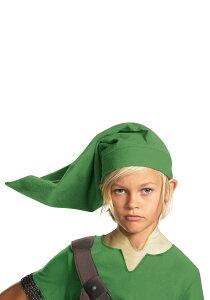ゼルダの伝説 リンク コスプレ 仮装 衣装 帽子 子供 ゲーム キャラクター テレビゲーム