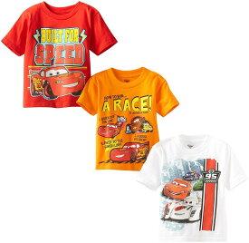カーズ3 ディズニー コスチューム 子供 Tシャツ 3枚 セット 服 キッズ アパレル ファッション グッズ