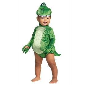 トイストーリー レックス 幼児用 コスチュームセット 衣装 ハロウィン 仮装 コスプレ イベント ベビー 恐竜