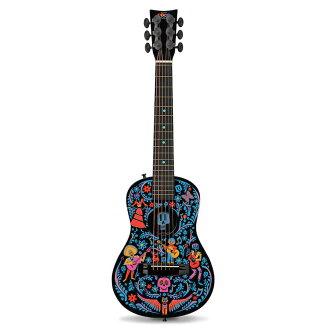 dizunipikusarimemba·我商品玩具吉他小孩樂器墨西哥死者的日