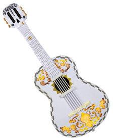 ディズニー ピクサー リメンバー・ミー グッズ おもちゃ ギター 白 子供 楽器 メキシコ 死者の日