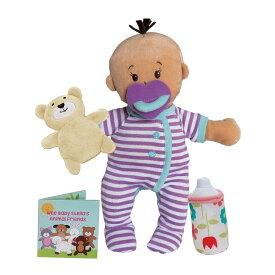 赤ちゃん 人形 ぬいぐるみ ステラ 紫 海外 おもちゃ