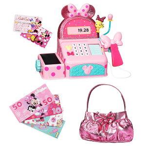 ミニーマウス サウンド付き キャッシュ レジスター お店 レジ ディズニー おもちゃ