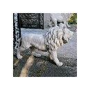 動物ライオン1匹単品玄関ゲートアート彫刻ホームインテリアエクステリア屋外庭ガーデン飾り石像オブジ