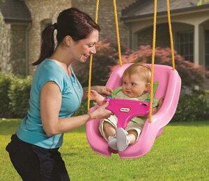 Little tikes リトルタイクス おもちゃ 赤ちゃん ブランコ ピンク お庭 屋外 海外 子供 玩具