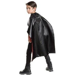 バットマン スーパーマン マント 子供 コスプレ リバーシブル ロゴ入り マント ごっこ遊び