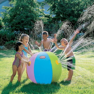 水遊び ビーチボール スプリンクラー リトル タイクス Little Tikes 通常便は送料無料