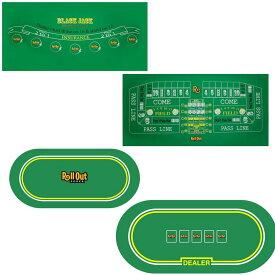 カジノ ゲーム ノン スリップ ゴム フォーム テーブルトップ レイアウト ポーカー ブラックジャック ルーレット クラップス ゲーム