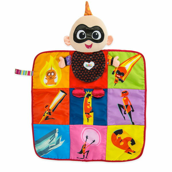 インクレディブル・ファミリー ジャック=ジャック ベビー プレイマット ピクサー Mr.インクレディブル 赤ちゃん 通常便は送料無料