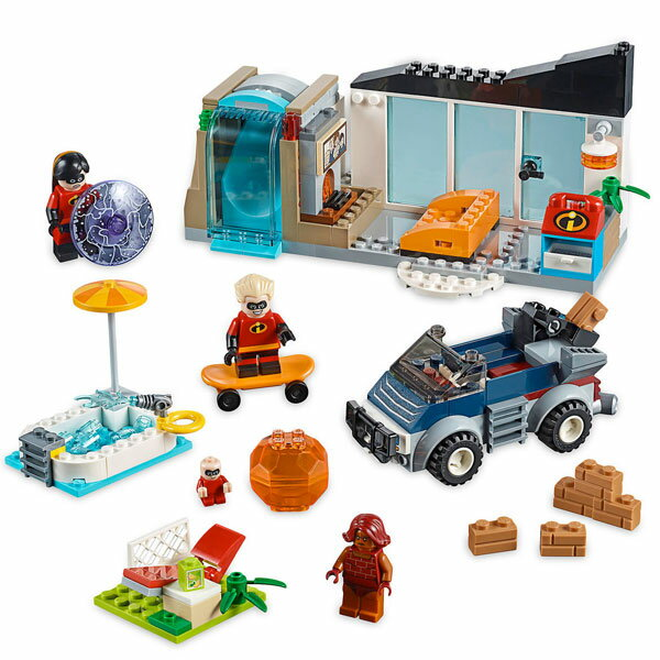 インクレディブル・ファミリー レゴ LEGO プレイセット ピクサー Mr.インクレディブル ギフト 通常便は送料無料
