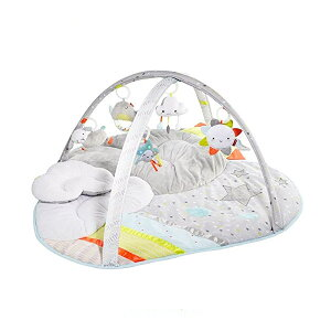 スキップホップ ベビー 赤ちゃん ジム シルバーライニングクラウドアクティビティ スキップホップジム プレイマット 通常便は送料無料
