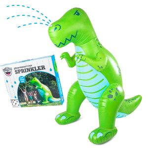 ダイナソー 恐竜 巨大 フロート スプリンクラー 庭 水遊び 遊具 インスタ映え かわいい ガーデン 通常便は送料無料