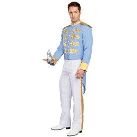 06245e5bb492a 王子様 大人用 男性 コスチューム ロイヤル プリンス 衣装 コスプレ子供 ディズニー ハロウィン 仮装 シンデレラ 通常
