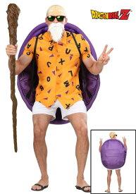 亀仙人 コスチューム ドラゴンボール Z ハロウィン 仮装 イベント 衣装 パーティー 大人