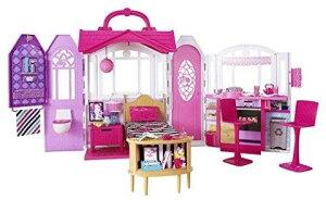 バービー ハウス グラム ゲッタウェイ ハウス 人形 家 おもちゃ クリスマス プレゼント 誕生日 ギフト ドールハウス