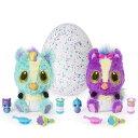 家 遊び 子供 うまれて! ウーモ ベイビー ポネット 海外版 Hatchimals おもちゃ 孵化する 動物 ぬいぐるみ ペット う…