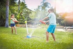 水遊び リトルタイクス 水しぶき 綱引き ゲーム Fun Zone