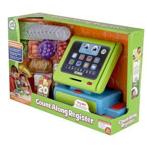 リープフロッグ キャッシュ レジスター 子供 知育 英語 お店 レジ おもちゃ 通常便は送料無料