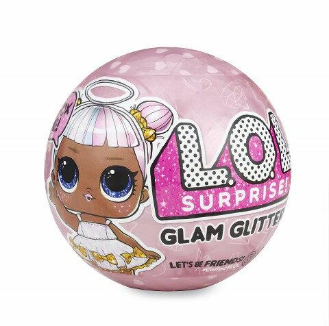 LOLサプライズ L.O.L. サプライズ! グラム グリッター シリーズ ドール プレゼント 誕生日 ギフト おもちゃ 人形 lolサプライズ
