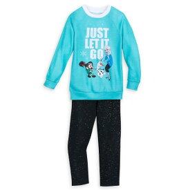 エルサ ヴァネロペ オラフ チュニック レギンス セット アナと雪の女王 シュガー ラッシュ オンライン 子供 服 ディズニー Disney US 公式商品