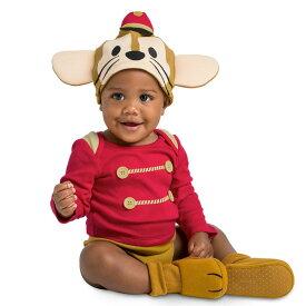 ハロウィン 衣装 子供 男の子 ディズニー ダンボ ベビー ティモシー コスチューム ボディスーツ セット ディズニー ネズミ 赤ちゃん 衣装 通常便は送料無料