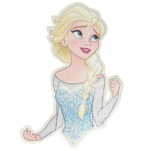 アナと雪の女王 アップリケ ワッペン エルサ 刺繍 プリント ディズニー 通常便は送料無料